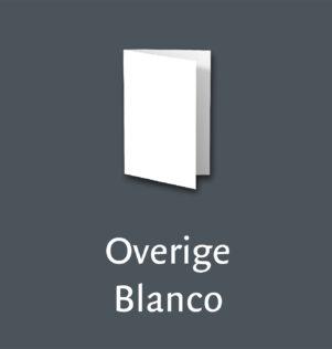Overige Blanco
