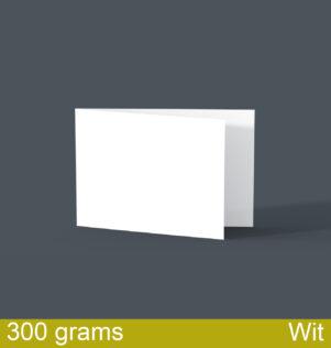 rouwkaart-wit-blanco-liggend-A5